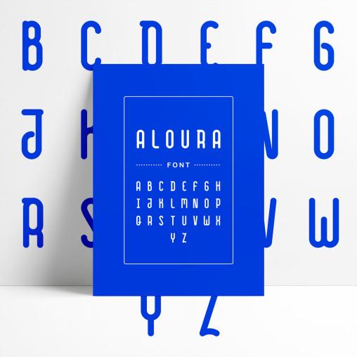 ALOURA-FONT---PRESENTATION-1